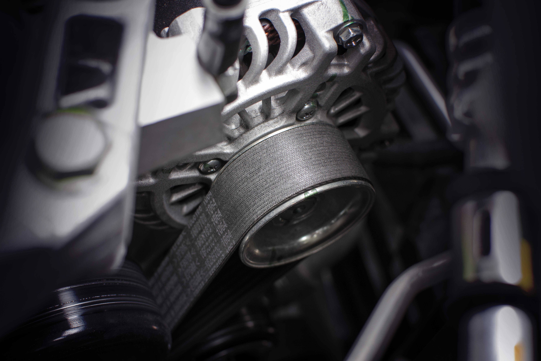 timing belt of alternator