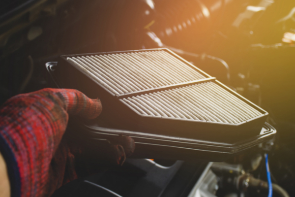 vehicle air filter