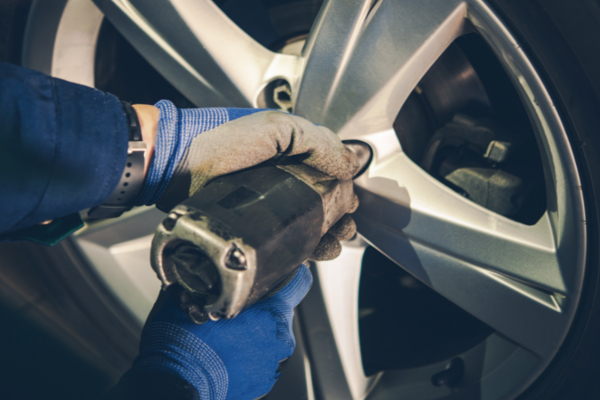 tire maintenance and rotation